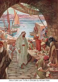 Jesus and Levi