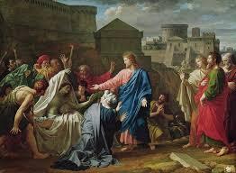 Jesus and the Widow of Nain