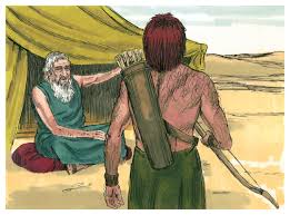 Isaac and Esau