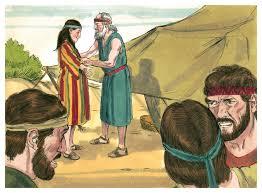 Jacob and Joseph