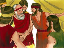 Joseph's Brothers and Jacob