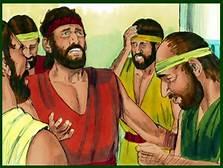 Joseph's Brothers in Prison