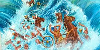 Egyptians Destroyed at the Red Sea