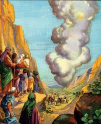 God Led the Israelites