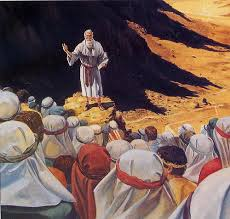 Moses and the Israelites