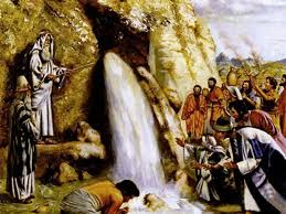 Disobedience of Moses