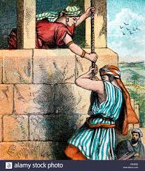 Rahab and the Israelite Spies