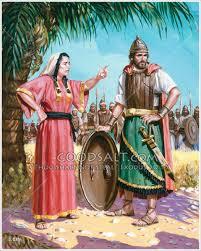 Deborah and Barak