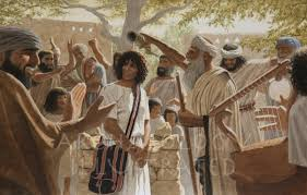 Samuel Anoints David to be King