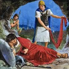 David Spared Saul's Life