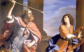 Saul Jealous of David