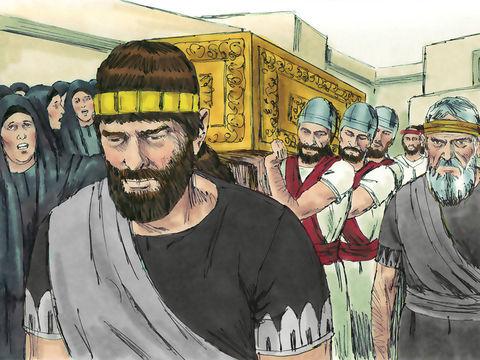 Ahazaiah and Elijah
