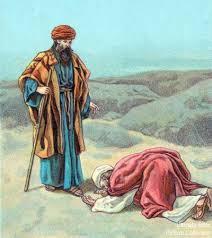 Elijah and Obadiah