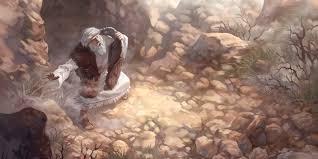 Elijah in a Cave
