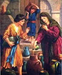 Elisha and the widow's oil