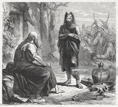 Elisha's Meeting With Hazael