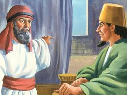 Prophet and Ahab