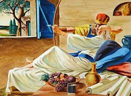 Jehoash and Elisha
