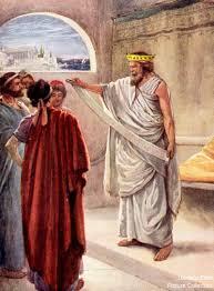 King Artaxerxes