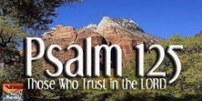 Psalm 125
