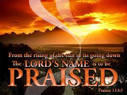 Psalm 113)