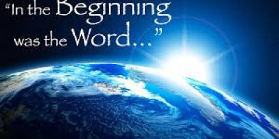 In the Beginning was the Word-1