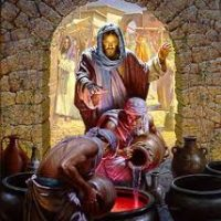 First miracle of Jesus