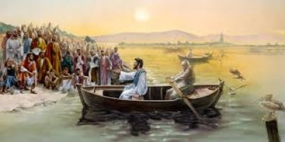 A Boat for a Pulpit