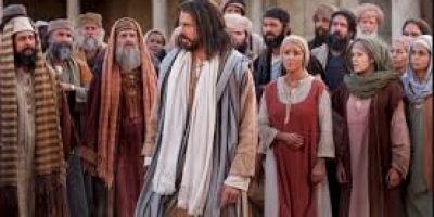 Jesus Responded to the Pharisees