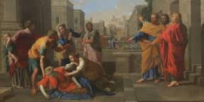 The Fate of Sapphira