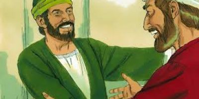 Barnabas Sought The Help Of Saul