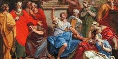 God's Servant - Agabus