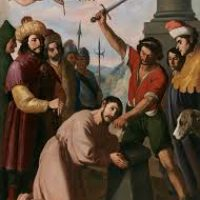 James - Executed by order of King Herod