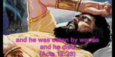 King Herod's Fate